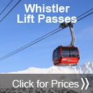 Whistler Lift Passes