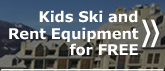 kids ski free in Whistler